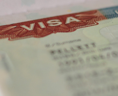 Process of getting your work (E2 Visa) for South Korea