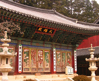 South Korea Temple 2